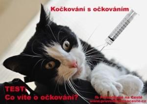 Kočkování s očkováním