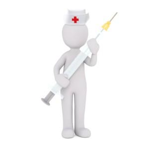 postavička zdravotní sestry